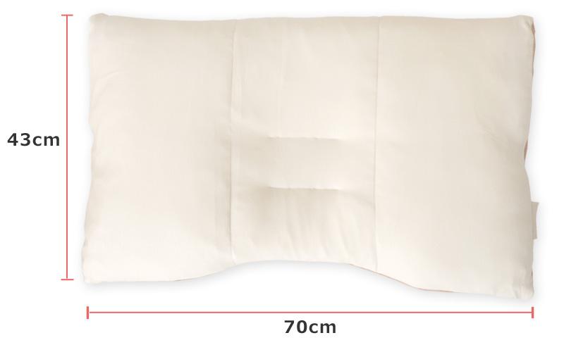 枕のサイズ